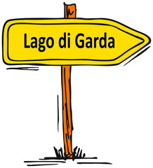 Gardasee - Lago di Garda...