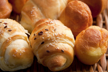 delicious homemade rolls