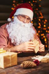 Preparing xmas presents