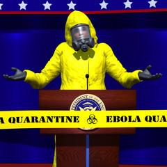 Ebola Presidential Mistake