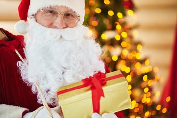 Generous Santa