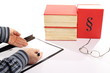 Büroarbeit und Buchhaltung