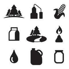 Moonshine Icons