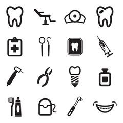 Dentist Icons