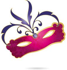 Maske Karneval / Venedig