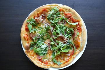 Rocket Parma Pizza