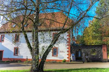Abtei Kloster Engelthal in Altenstadt nahe Frankfurt am Main