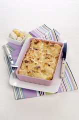 Vegetable Gratin Cauliflower