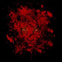 кровавый тигр