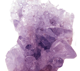 amethyst geode geological crystals