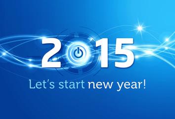 2015 greeting card