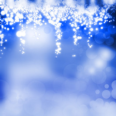 Abstract Happy Holidays Background