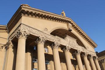 Дворец культуры ЧМК (город Челябинск)