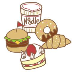 高カロリー食品