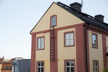 House in Uppsala, Sweden