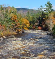 Saco River White Mountains NH