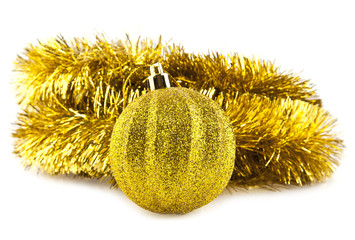 new-year decorations