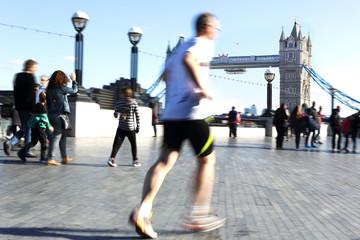 Tower Bridge , Londyn, Wielka Brytania