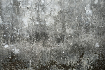 grey rough concrete wall for background texture