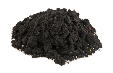 heap of soil