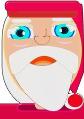 La sonrisa de Papa Noel