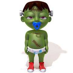 Baby Jake Frankenstein