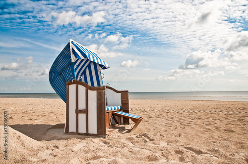 Strandkorb - 73046871