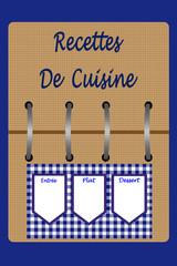 Fiches de cuisines - Recettes traditionnelles