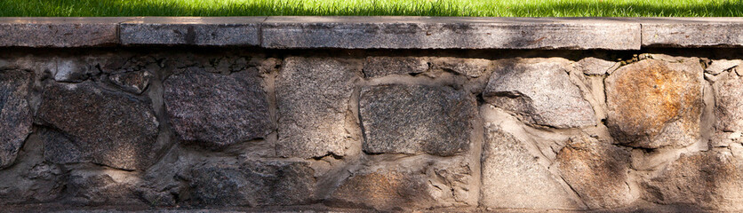 stone dam
