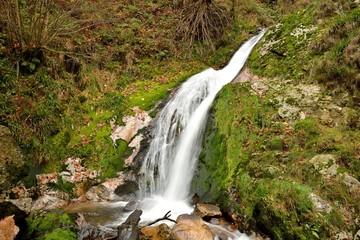 Wasserfall bei Allerheiligen im Schwarzwald.
