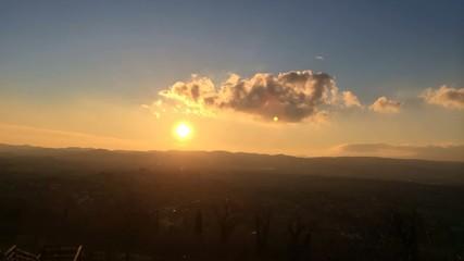 tramonto rocca manerba