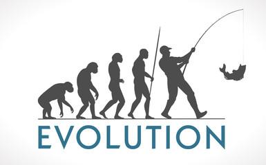 Logo - fishing evolution