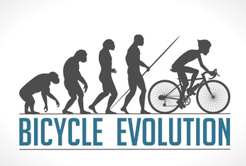 Logo - bike evolution