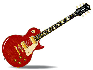 Tiger Top Guitar