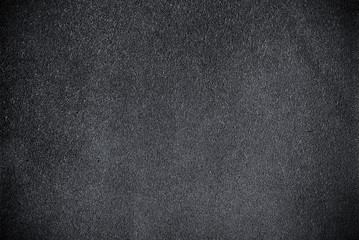 black suede surface texture