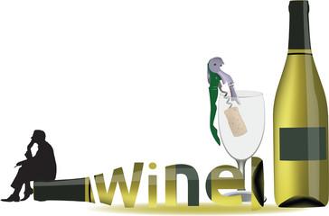 wine bianco