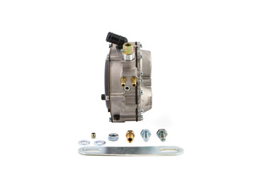 Gas reducer car and its accessories