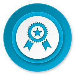 award icon, prize sign