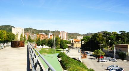 Parque de la Vall d'Hebrón, Barcelona