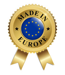 Made in Europe (Gold)