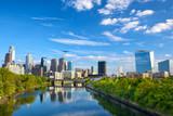 Downtown skyline in Philadelphia, Pennsylvania, USA - 73059837