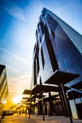Modern office building, Vienna