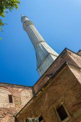 Hagia Sophia's minaret