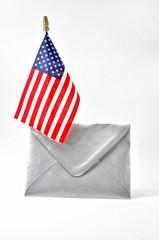 Correo postal