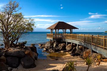 Mauritius romantic place