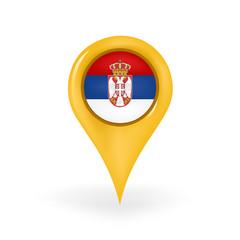 Location Serbia