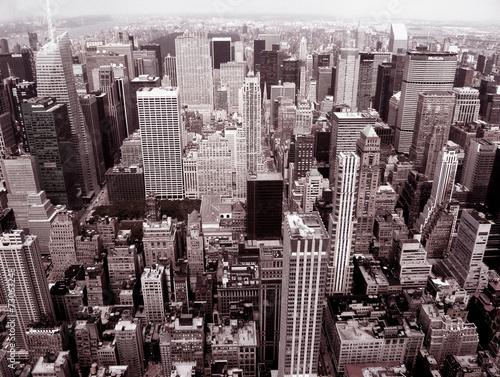 Manhattan vieilli - 73063248