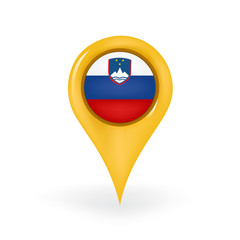 Location Slovenia