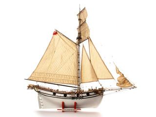 Modellbauschiff - Aldebaran