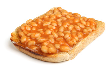 beans british style beans on toast recipes dishmaps british style ...